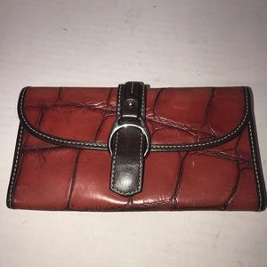 Really Nice Leather Dooney & Bourke Wallet